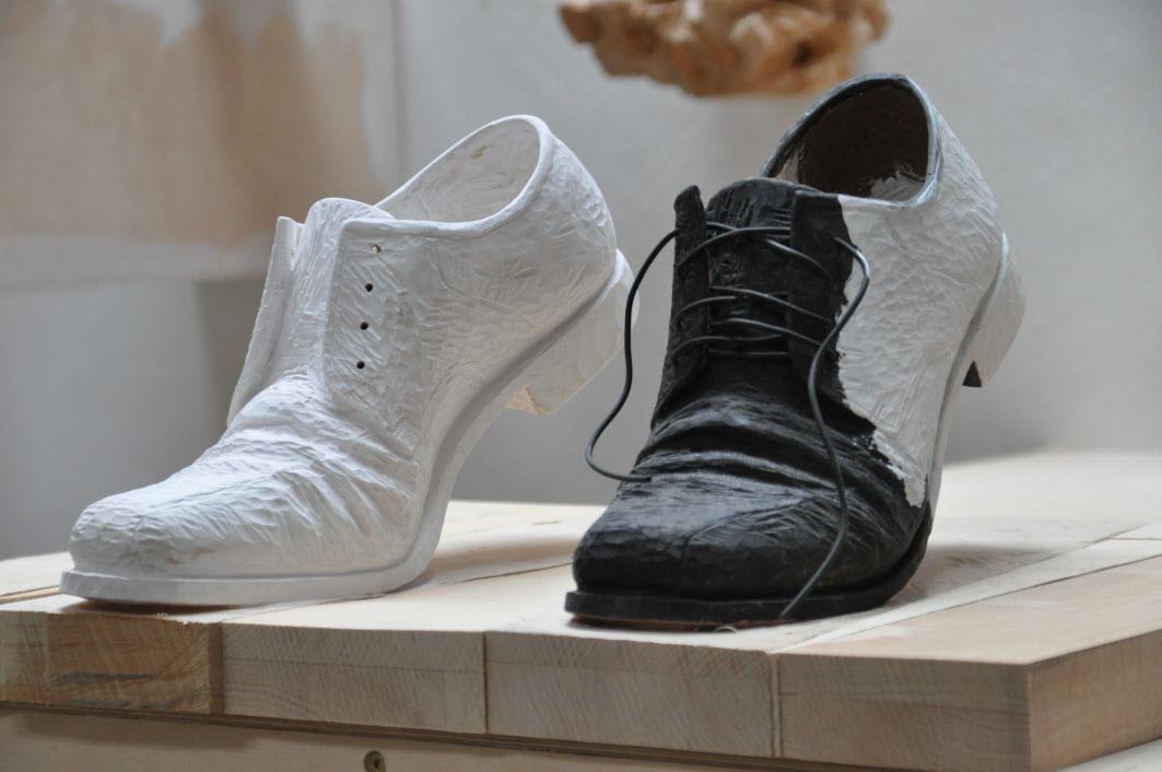 Echt oder aus Holz? Bei Volker Tiemanns Skulpturen muss man zweimal hinsehen. (FOTO: VOLKER TIEMANN)