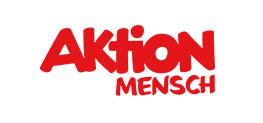 Auf dieser Abbildung ist das Logo der Aktion Mensch zu sehen.